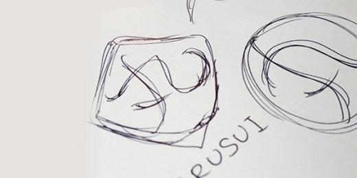 丸水物流様のロゴ制作