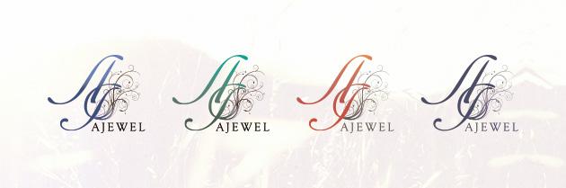 AJEWELのロゴパターン