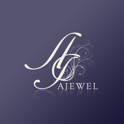 ネイルサロンアジュエルのロゴ